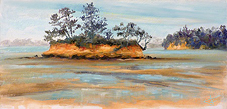 resin and oil painting workshops